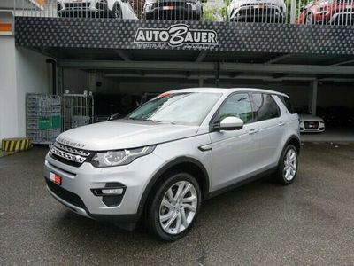 gebraucht Land Rover Discovery Sport 2.0 SD4 HSE 7P