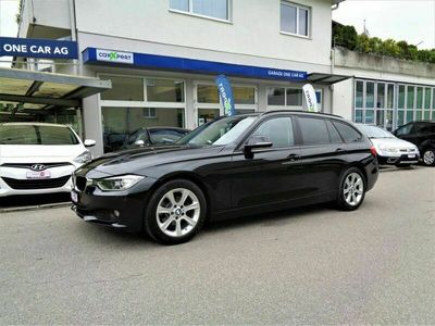 gebraucht BMW 320 3er d Touring EfficD Edition