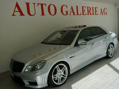 gebraucht Mercedes E63 AMG Speedshift MCT