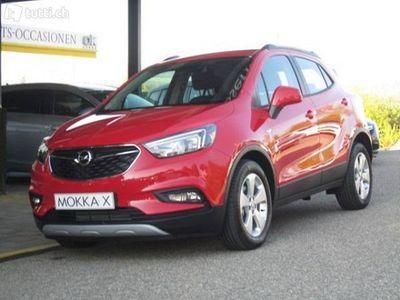 gebraucht Opel Mokka X 1.4T ecoTEC Enjoy