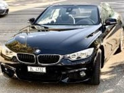 gebraucht BMW 440 i Cabriolet xDrive M Sport Steptronic