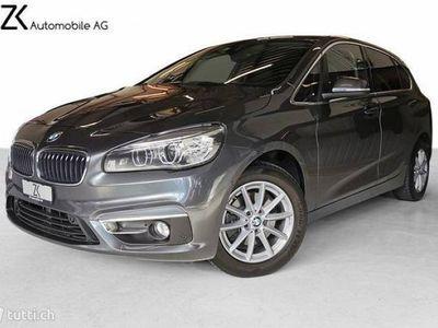 gebraucht BMW 218 Active Tourer d Luxury Line Steptron