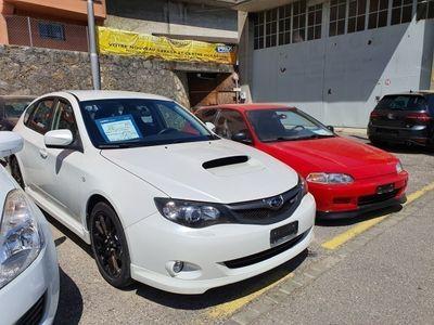 gebraucht Subaru Impreza 2.5 Turbo 4WD WRX Celebration