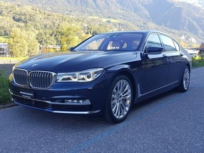 gebraucht BMW 750L 7er i xDrive Steptronic