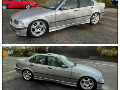 gebraucht BMW 320 3er E36