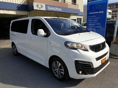 gebraucht Peugeot Traveller Std.2.0 BHDi 180 Business 8AT