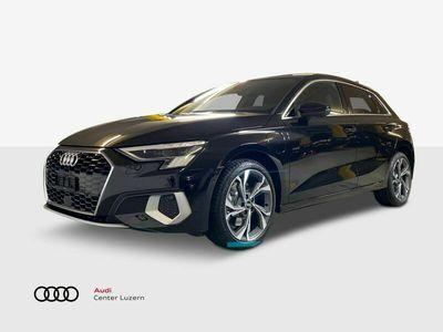 gebraucht Audi A3 Sportback  40 TFSI e advanced S-tronic