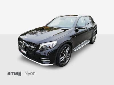 gebraucht Mercedes GLC43 AMG GLC-KlasseAMG 4Matic 9G-Tronic