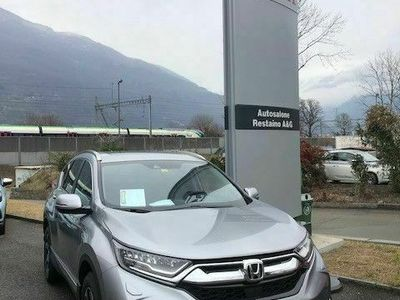 gebraucht Honda CR-V Hybrid 4X4 aut. Executive