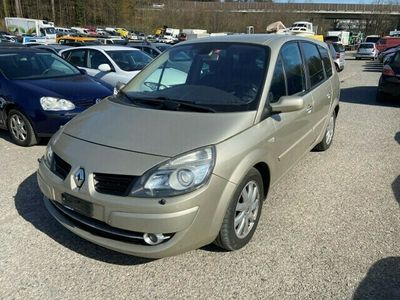 gebraucht Renault Grand Scénic 2.0 dCi Dynamique Automatic