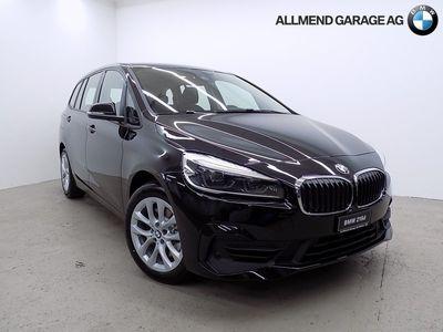 gebraucht BMW 218 Gran Tourer 2er d xDrive LCI Modell Advan