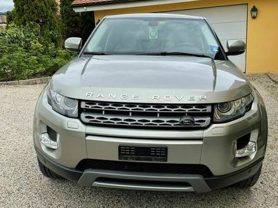gebraucht Land Rover Range Rover evoque 2.2 TD4 Pure AT6