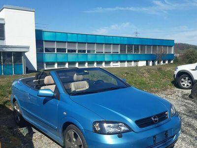 gebraucht Opel Astra Cabriolet Astra Cabrio frisch ab MFK frisch ab MFK