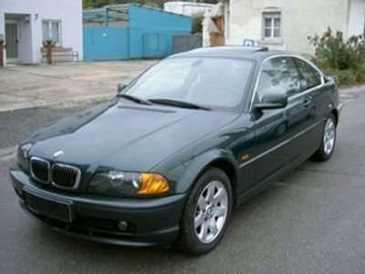gebraucht BMW 323 CI KLIMA*SD*PDC*XENON*T-LEDER*STEPTRONIC*