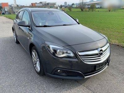 gebraucht Opel Insignia 20NHT XC Automat .Bj 2014