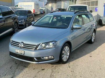 gebraucht VW Passat Variant 1.6 TDI BMT Comfortline DSG