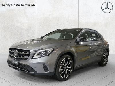 gebraucht Mercedes GLA220 GLA-Klassed Urban 4Matic