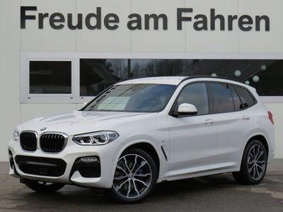 gebraucht BMW X3 xDrive 30d M Sport
