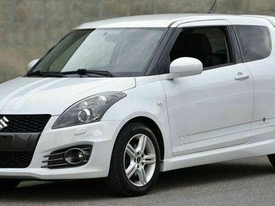 gebraucht Suzuki Swift 1.6i 16V Sport Sergio Cellano