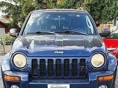 gebraucht Jeep Cherokee 3.7 V6 Limited 83`000 KM Frisch MFK