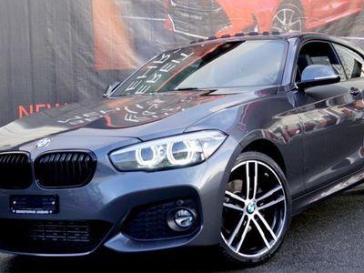 gebraucht BMW 120 1er d xDrive Automat 2019 Fahrschulauto