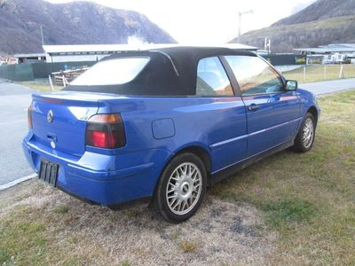 gebraucht VW Golf Cabriolet 2.0