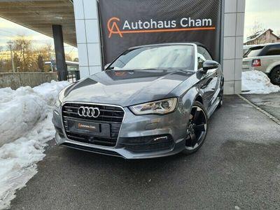gebraucht Audi A3 Cabriolet 1.8 TFSI Ambition quattro S-tronic