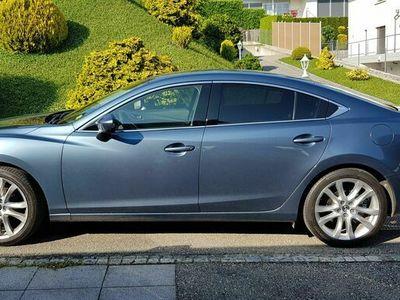 gebraucht Mazda 6 2.5 16V Revolution Automatic