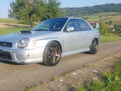 gebraucht Subaru Impreza WRX STI 2002