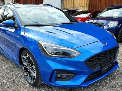 gebraucht Ford Focus 2.0 TDCi ST Line Automatic