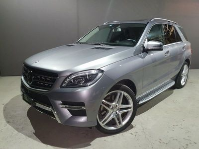 gebraucht Mercedes ML500 4Matic 7G-Tronic