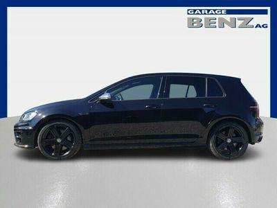 gebraucht VW Golf VII Golf VII 2.0 TSI R DSG 4Motion2.0 TSI R DSG 4Motion