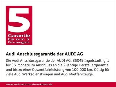 gebraucht Audi A6 Avant 2.0 TDI ultra S TRON AHK LEDER NAVI