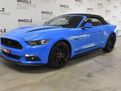 gebraucht Ford Mustang GT Convertible 5.0 V8