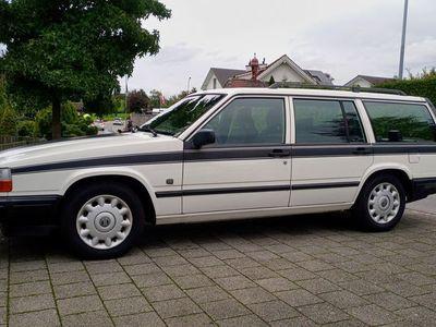 gebraucht Volvo 940 ehem. Polizei-Dienstfahrzeug / Klima / frisch MFK
