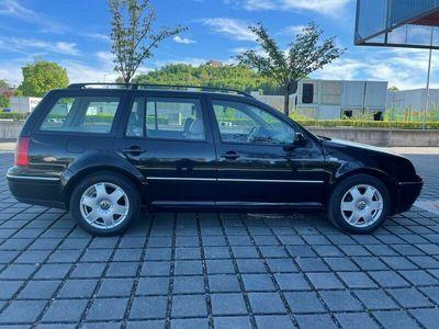 gebraucht VW Bora Variant 1.9TDI PD Highlline 4Motion