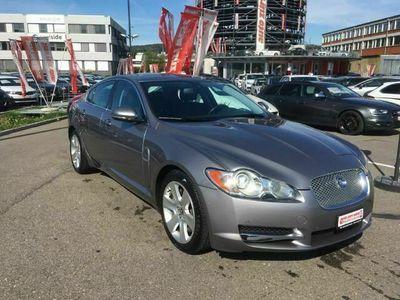 gebraucht Jaguar XF 3.0d S V6 Prem. Luxury 275PS T.Diesel