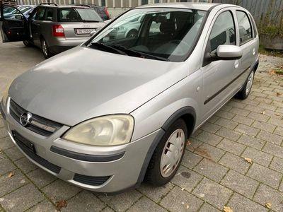 gebraucht Opel Corsa 1.2i 16V ab Mfk-b04