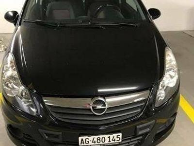 gebraucht Opel Corsa 1.4, OPC Line, 115Tkm, Jg2009, ab MFK 08.18!