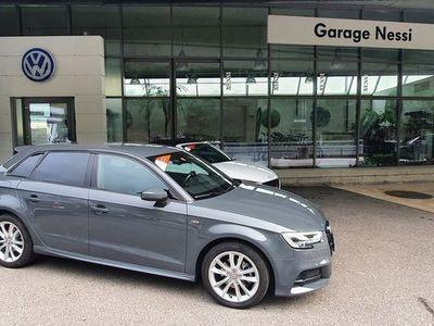 gebraucht Audi A3 Sportback 1.5 TFSI Sport