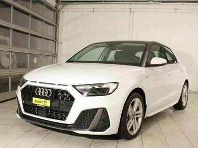 gebraucht Audi A1 Sportback  1.0 30 TFSI S Line