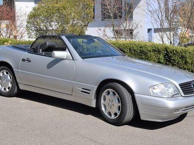 gebraucht Mercedes SL320 SL -Klasse R129 Cabrio