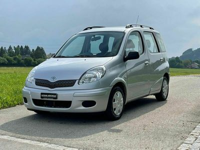 gebraucht Toyota Yaris Verso 1.3 Linea Luna