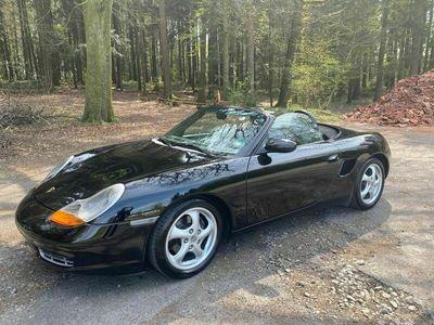 gebraucht Porsche Boxster 2.7
