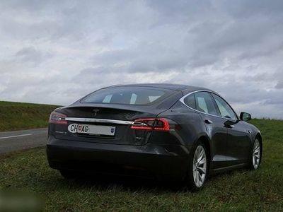 """gebraucht Tesla Model S 75D - """"uncorked"""" version - Perfekter Zustand"""