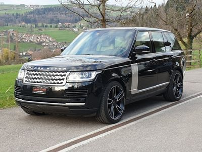 gebraucht Land Rover Range Rover 3.0 TDV6 Autobiography Automatic