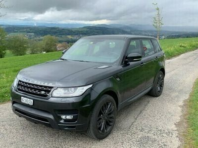 gebraucht Land Rover Range Rover Sport  3.0 V6 SC SE Automatic
