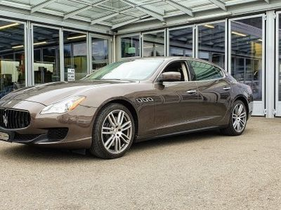 gebraucht Maserati Quattroporte 3.8 V8 GTS GranLusso Automatica