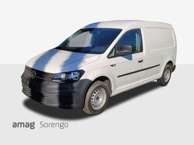 gebraucht VW Caddy Maxi 2.0TDI Entry BlueMotion Technology