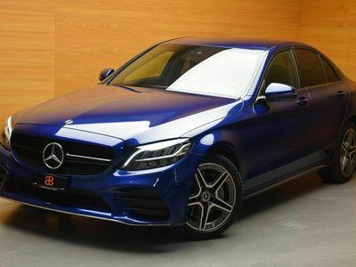 gebraucht Mercedes C300 AMG Line 9G-Tronic *Facelift*